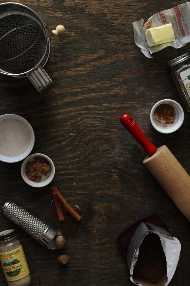 Dark Chocolate & Masala Chai Breakfast Rolls