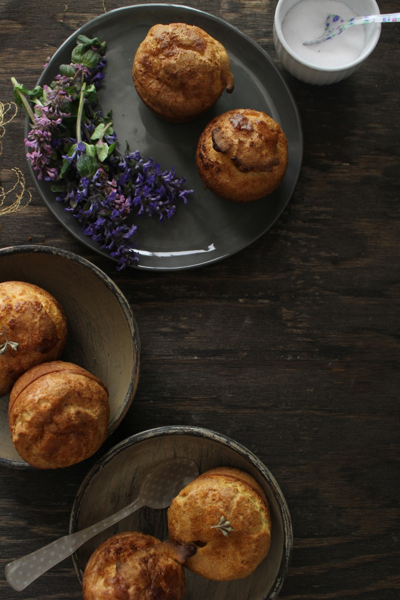 Salt and Pepper Popovers